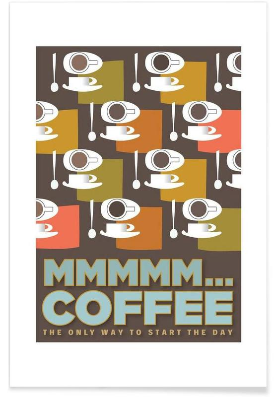 MMM Coffee -Poster