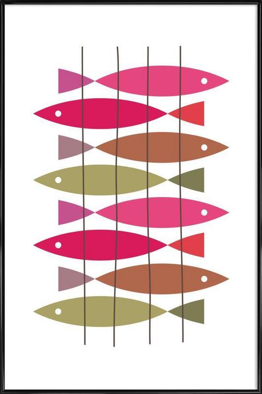 Fish 1 Framed Poster
