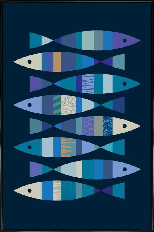 Fish 3 Framed Poster