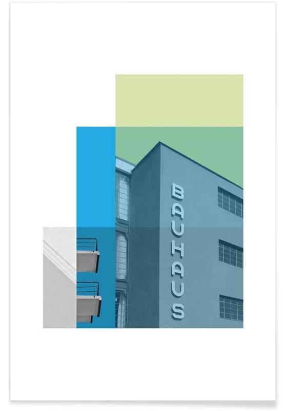 Bauhaus affiche