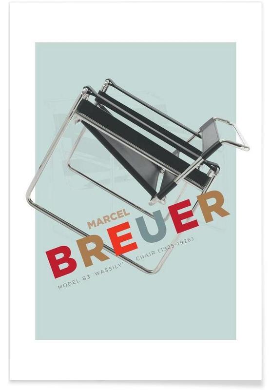 , Breuer affiche