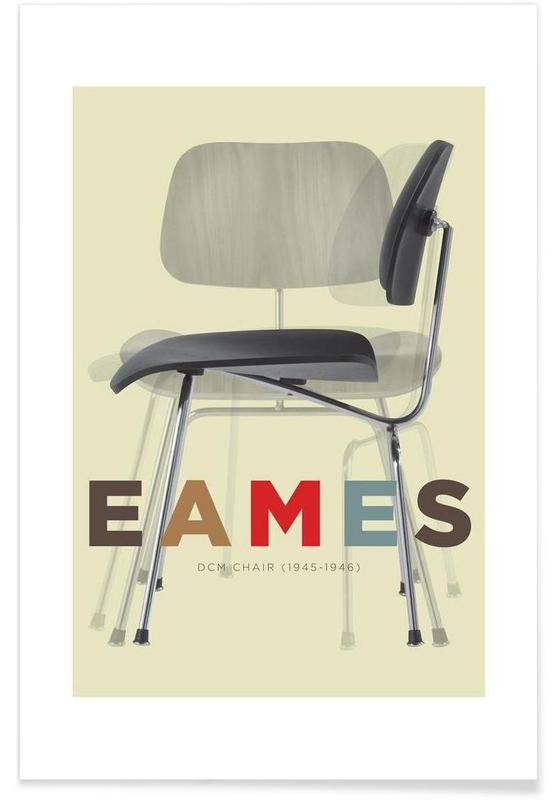 Eames DCM poster