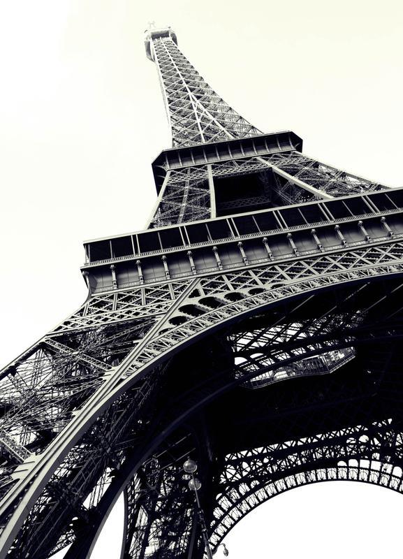 Tour Eiffel canvas doek