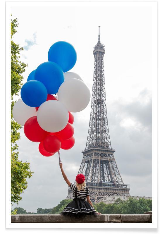 Vive La France affiche
