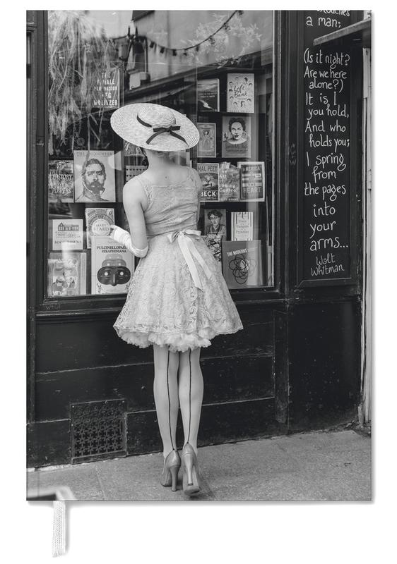 Noir & blanc, Photos de mode, Window Shopping agenda