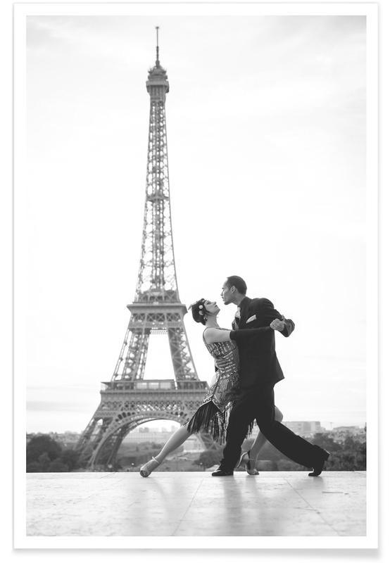 Portretten, Parijs, Last Tango In Paris poster