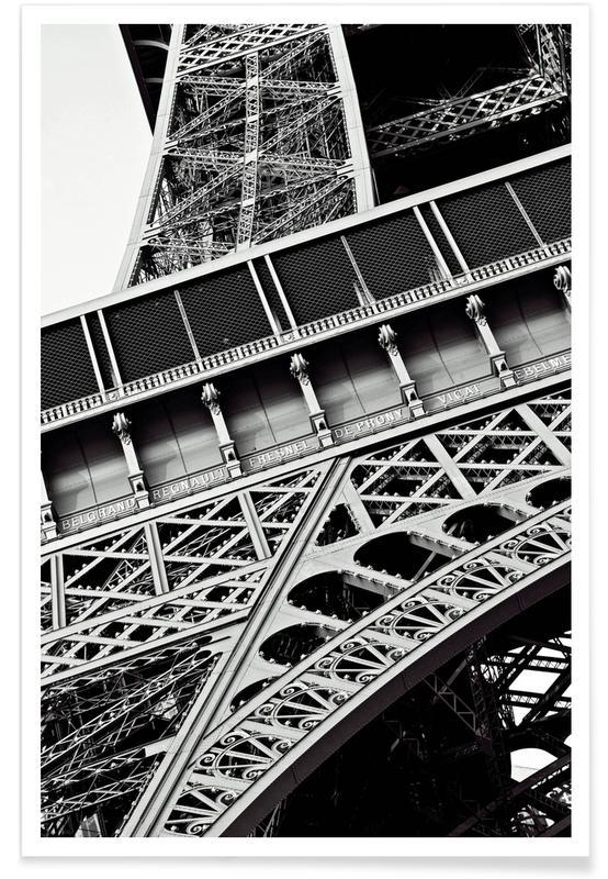 Gustave Eiffel Poster
