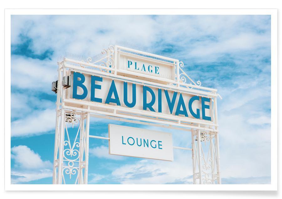 Reise, Beauvirage -Poster