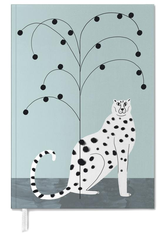 Tropicana - Cheetah and Tree Personal Planner