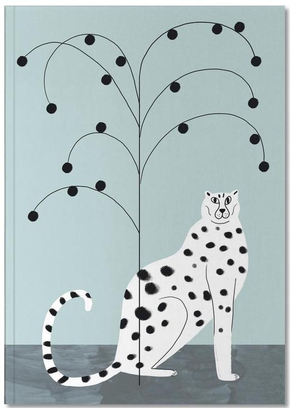 Tropicana - Cheetah and Tree Notebook
