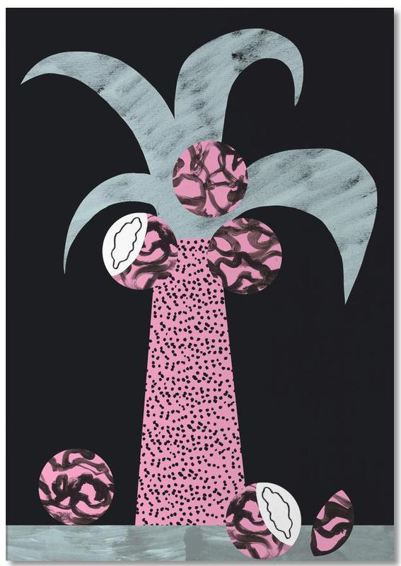 Tropciana - Royal Palm -Notizblock
