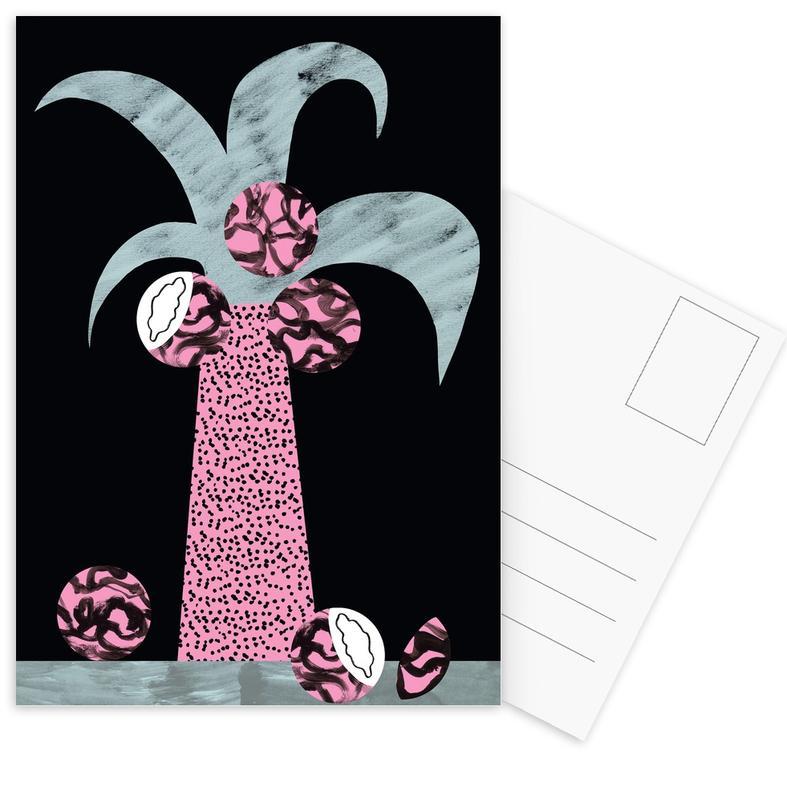 Tropciana - Royal Palm -Postkartenset