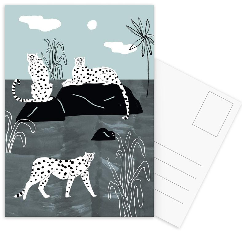 Tropciana - Royal Palm Postcard Set