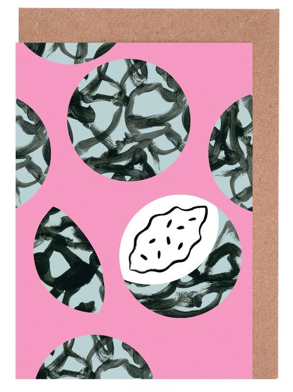 Tropiana - Fruit 2 -Grußkarten-Set