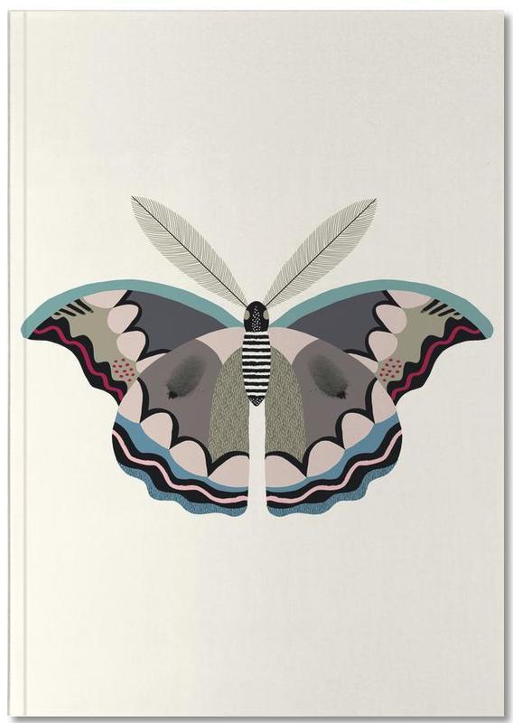 Butterflies - Atlas Moth Notebook