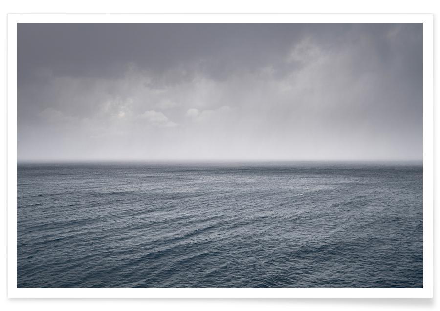 Océans, mers & lacs, Ocean Ii affiche