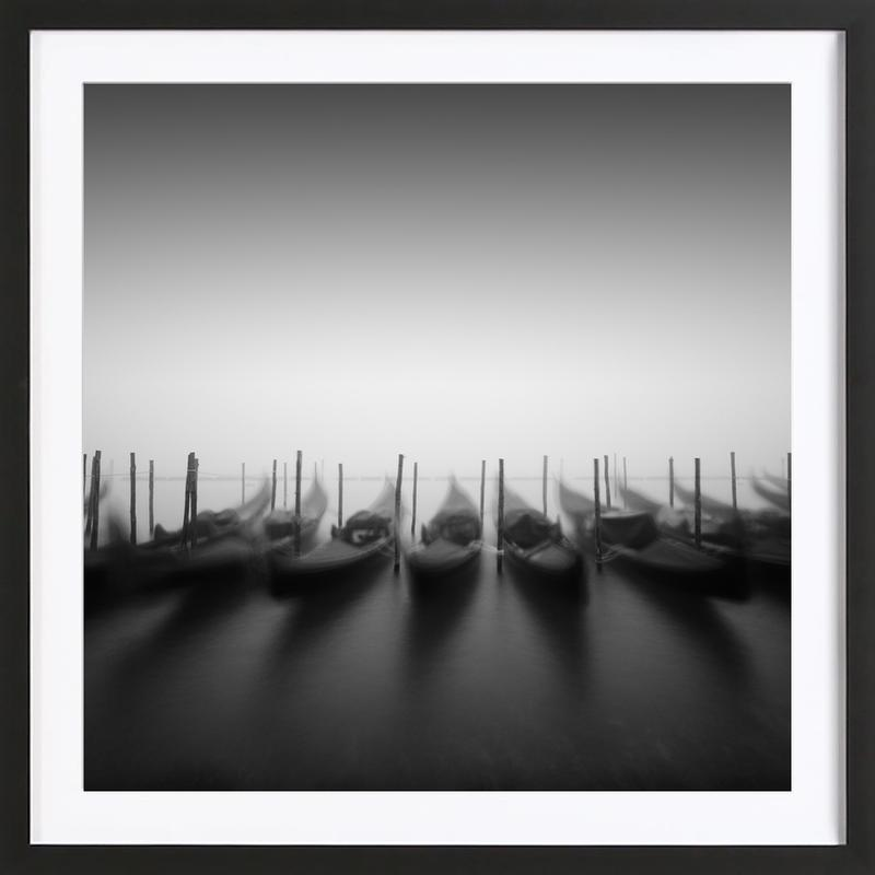Gondola Study 3 Framed Print