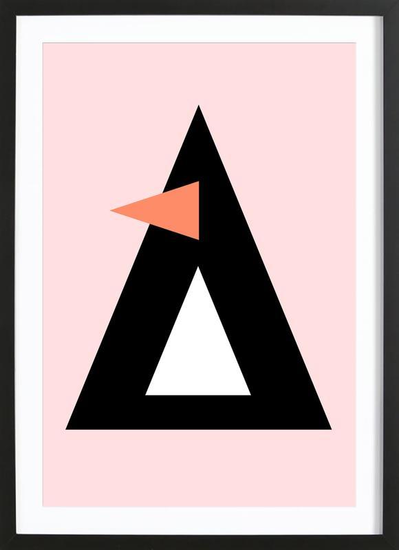 Cher the Penguin Framed Print