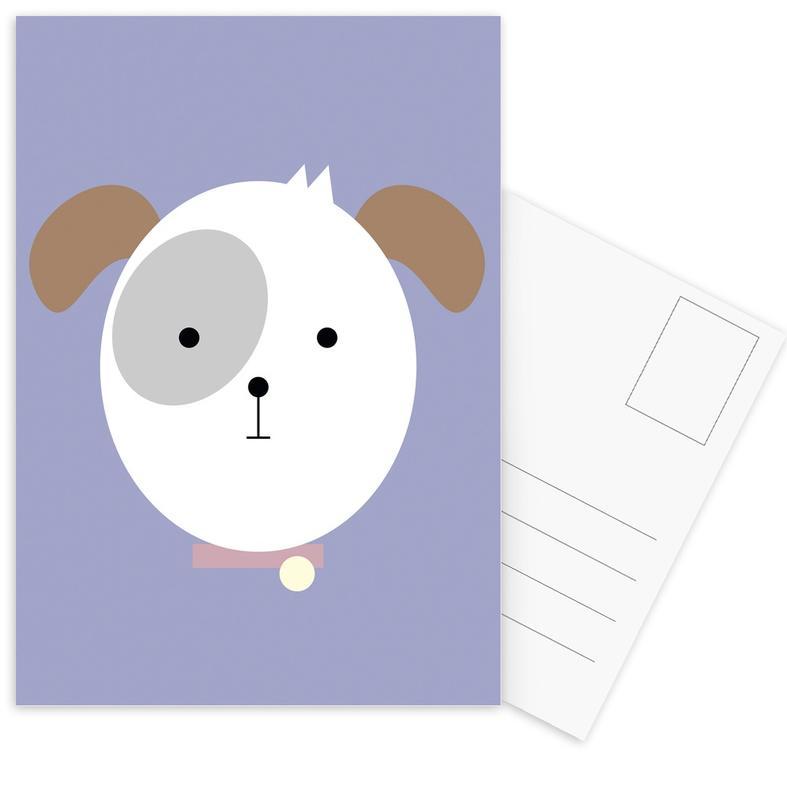 Bonnie the Dog cartes postales