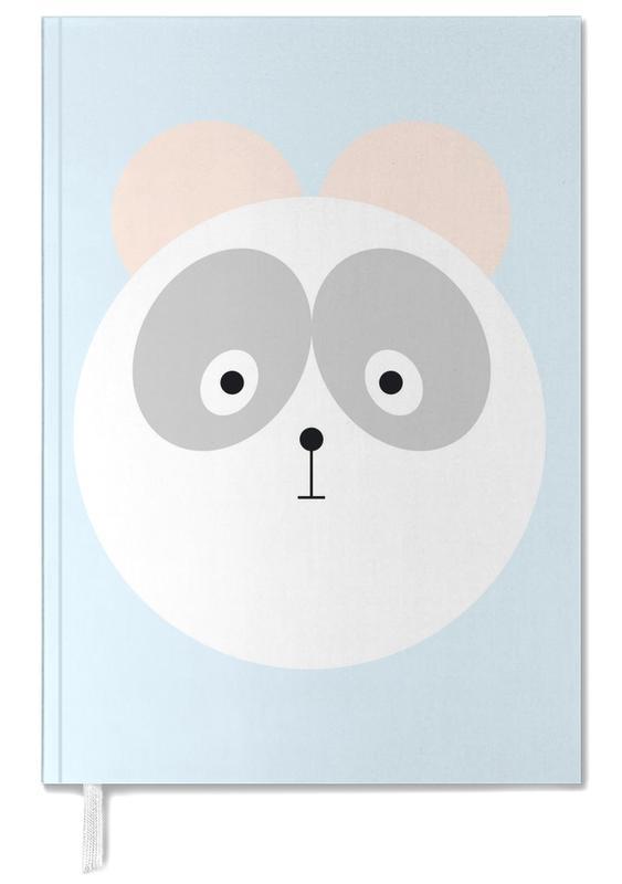 Bears, Nursery & Art for Kids, Elton the Panda Personal Planner