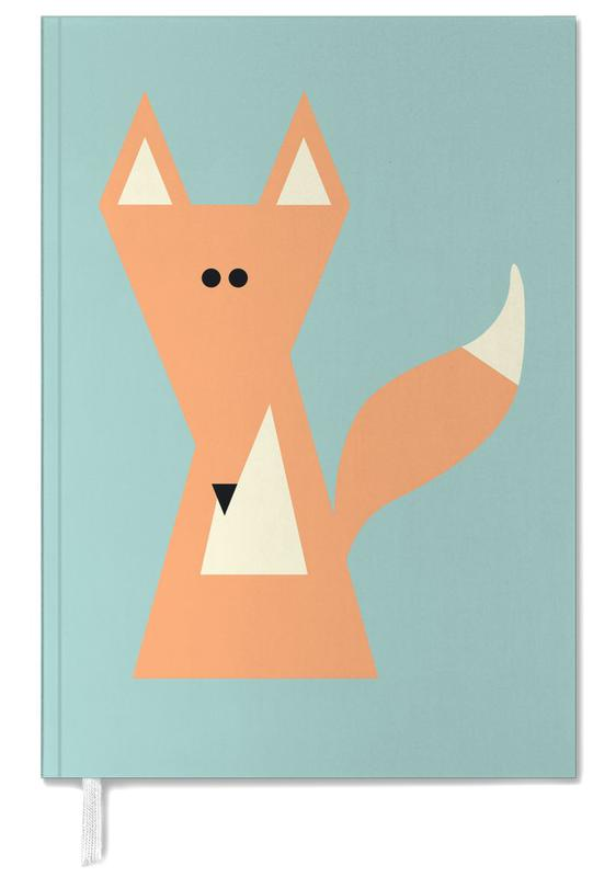 Ray the Fox Personal Planner