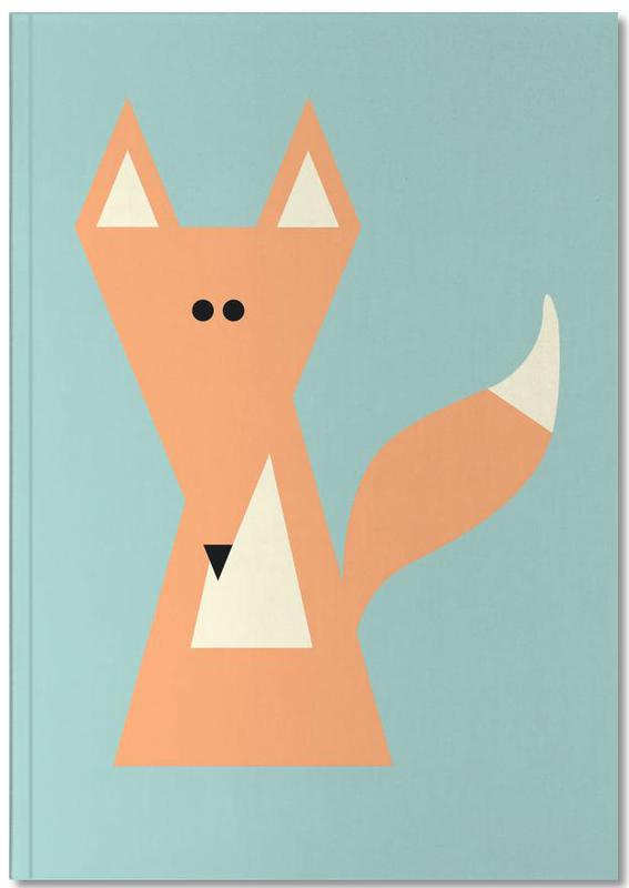 Ray the Fox Notebook