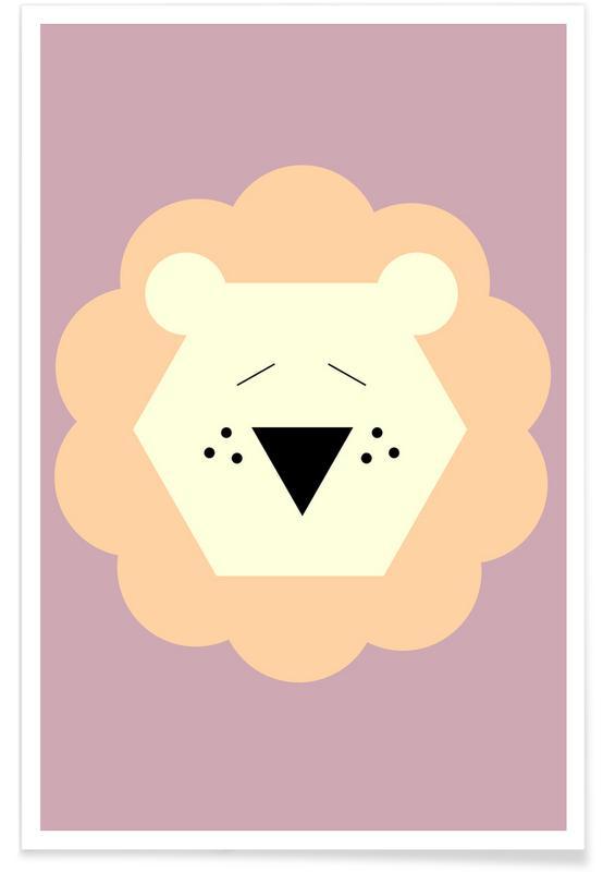Tina the Lion -Poster