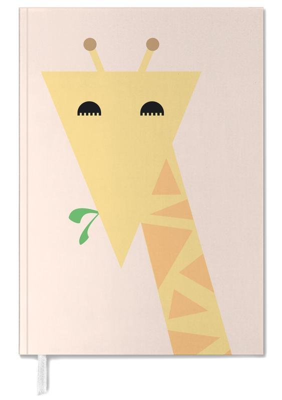 Giraffes, Nursery & Art for Kids, Mariah the Giraffe Personal Planner