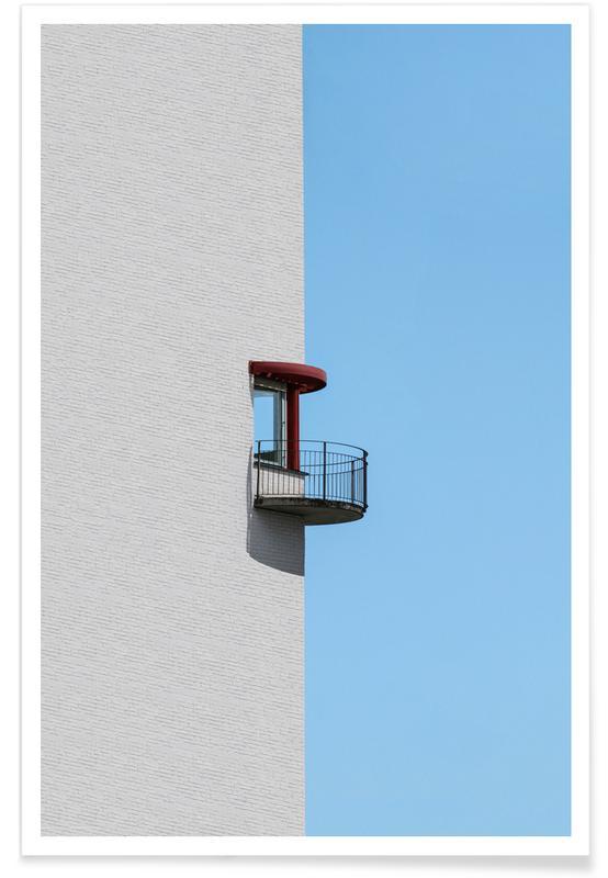 Détails architecturaux, Fifty / Fifty affiche