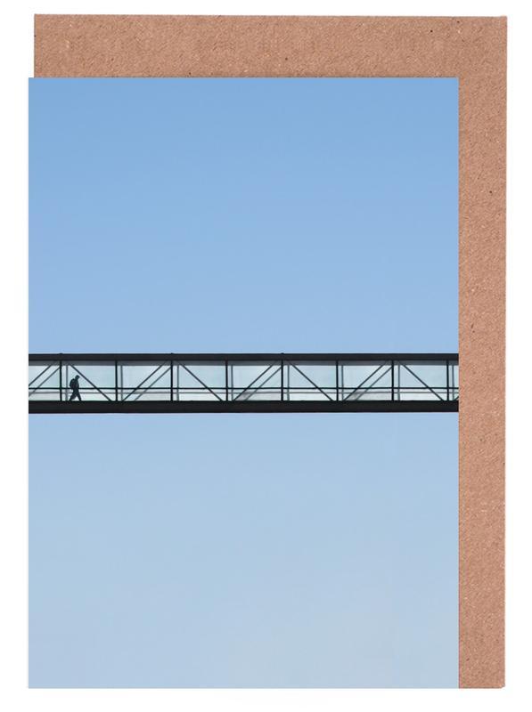 Bridges, Walker in the Sky Greeting Card Set