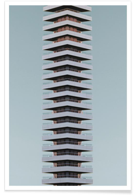 Gratte-ciels, Tower of Power affiche