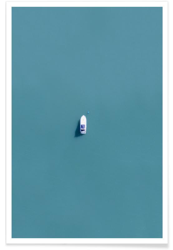 Bateaux, Océans, mers & lacs, Skydive affiche