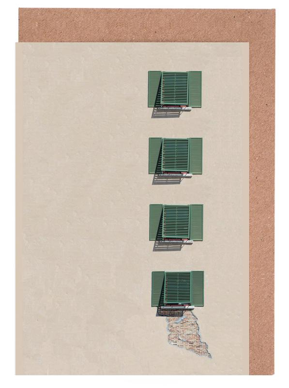 Islamorada -Grußkarten-Set