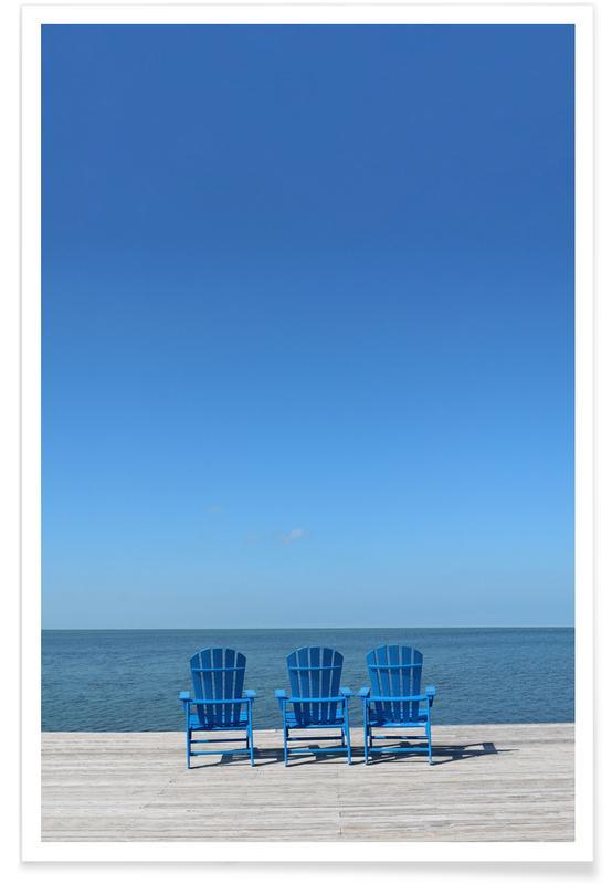 Ozeane, Meere & Seen, Ocean View -Poster