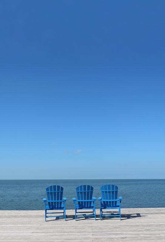 Ocean View alu dibond