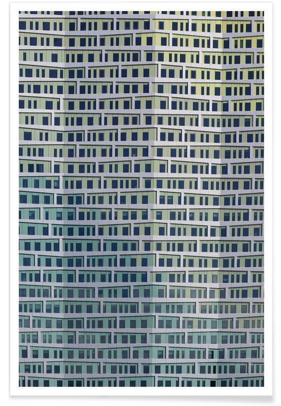 Architectural Details, Apartments Poster