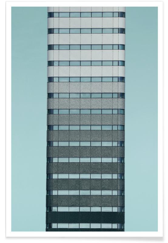 Détails architecturaux, Gradient Fasade affiche