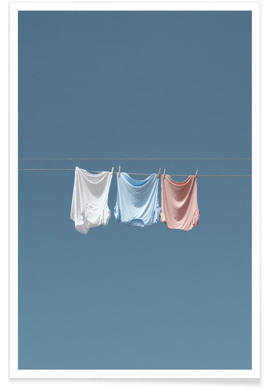 Photos de mode, Dry Clothes Preview affiche