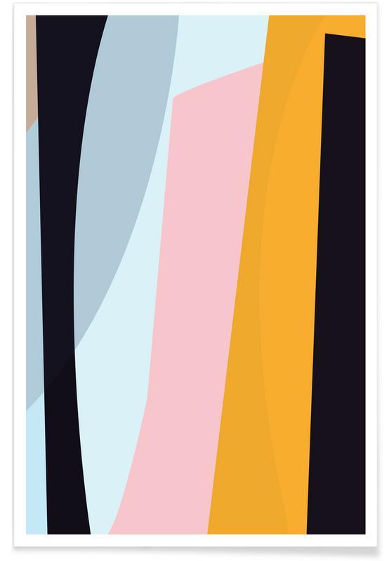 Pastel 2 -Poster
