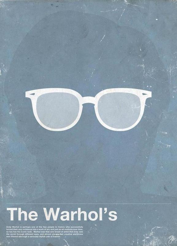 Framework Warhol -Leinwandbild