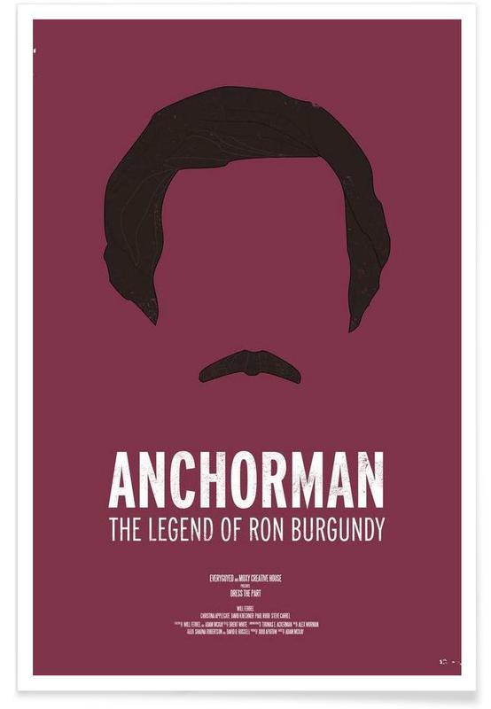 Anchorman-Film -Poster
