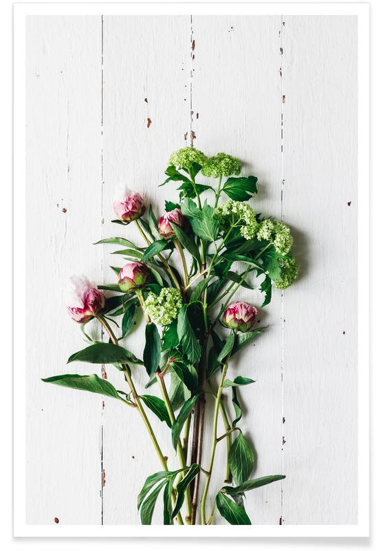 , Frühlingsblumen Poster