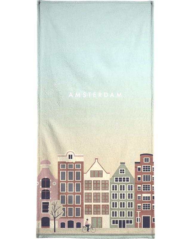 Amsterdam -Handtuch