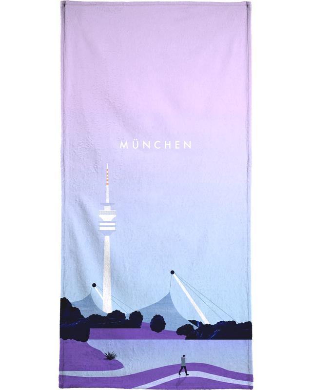 München -Handtuch