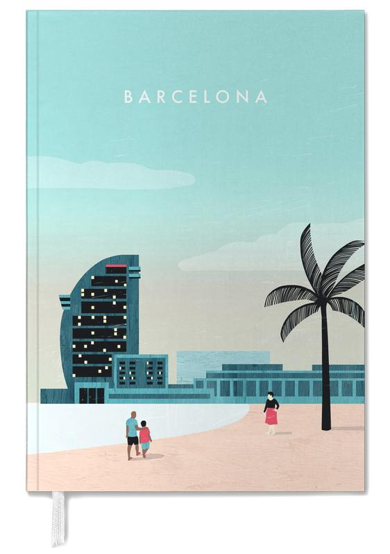 Barcelona Personal Planner