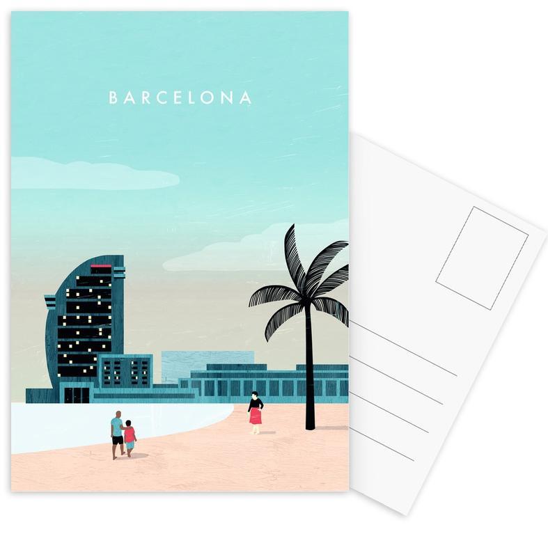 Barcelona Postcard Set