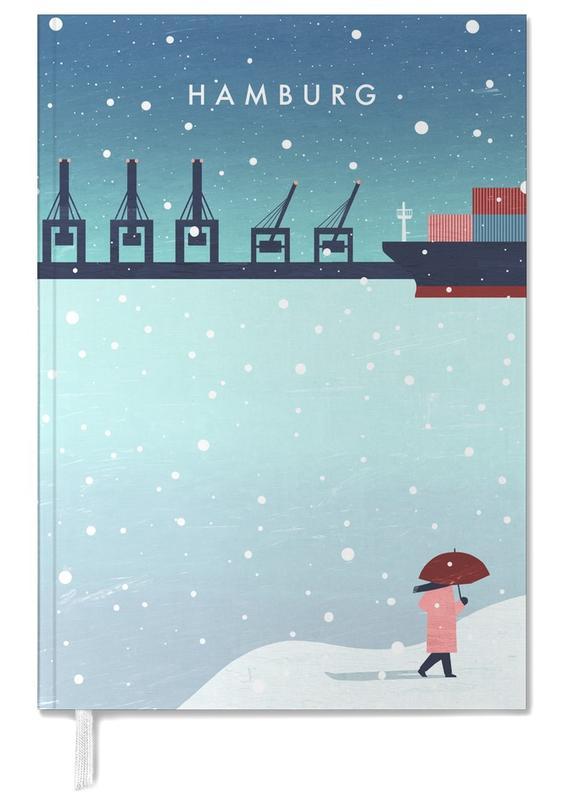 Hamburg Im Winter -Terminplaner