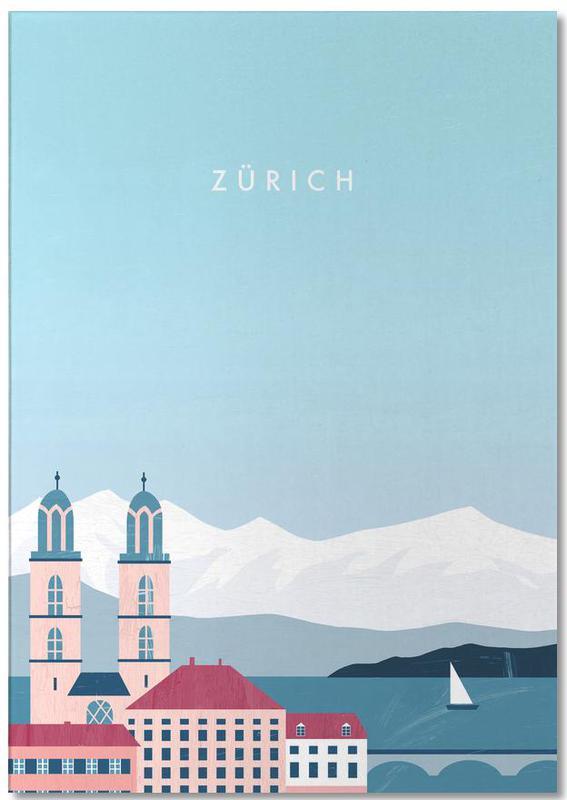 Zürich -Notizblock