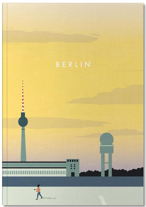 Berlin Icons Notebook