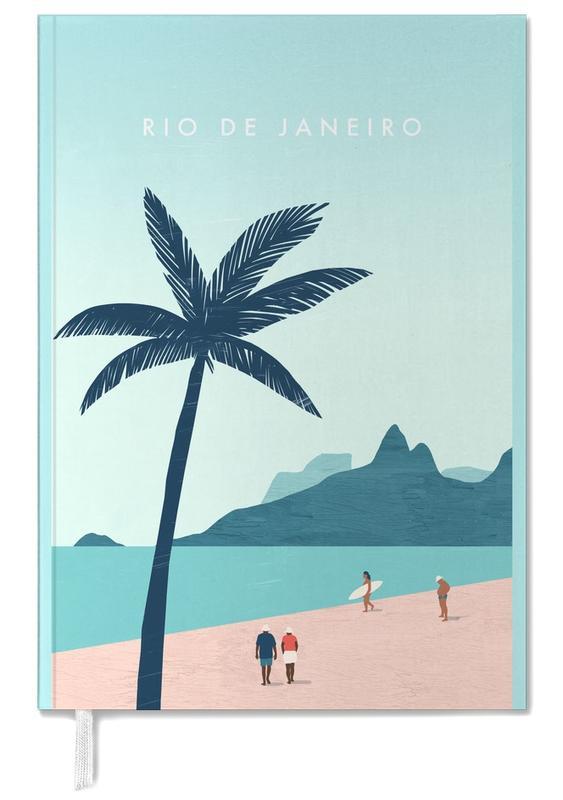 Rio De Janeiro Personal Planner